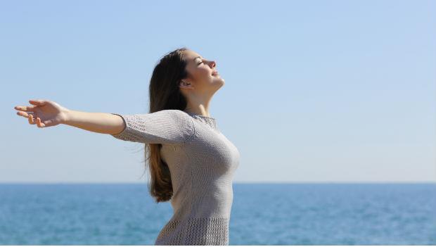 按摩內臟、改善便祕、體重變輕.....驚人的呼吸保養術!