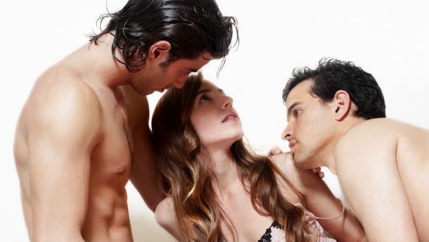 「喜歡看別的男人和老婆做...」3P關係行不行?