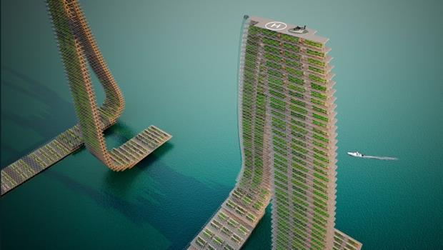 新加坡農業革新》別懷疑!這棟「植物大廈」未來整棟都能吃!