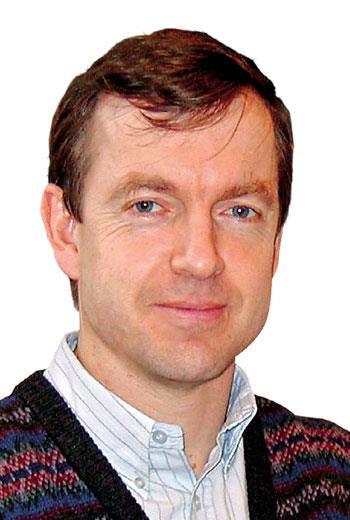 歐洲政策研究中心主任 格羅斯(Daniel Gros)