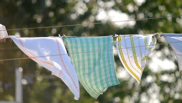 出外旅行超好用!一招教你簡單的「衣物快乾法」