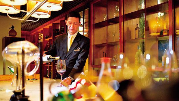 台北君悅酒店貴賓管家服務經理 林尼順