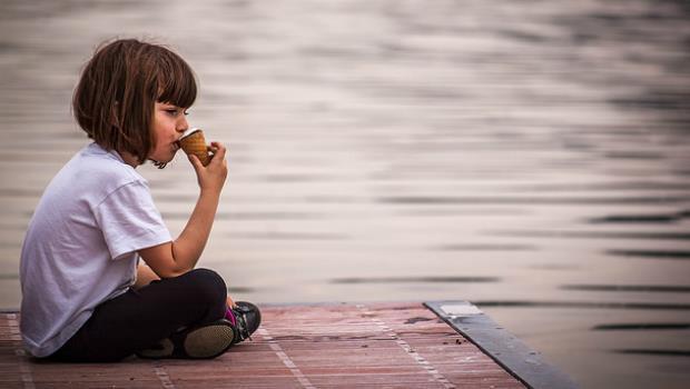 6 歲小女孩為了吃冰,做出比 Google 還棒的地圖!