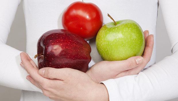 吃對就會瘦!減肥水果三大選擇:蘋果、芭樂、小番茄