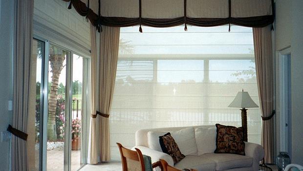 家裡好熱,但窗簾無法掛窗外怎麼辦?其實內掛「遮光布」效果超讚!