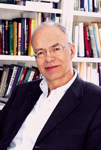 美國普林斯頓大學生物倫理學教授 辛格Peter Singer
