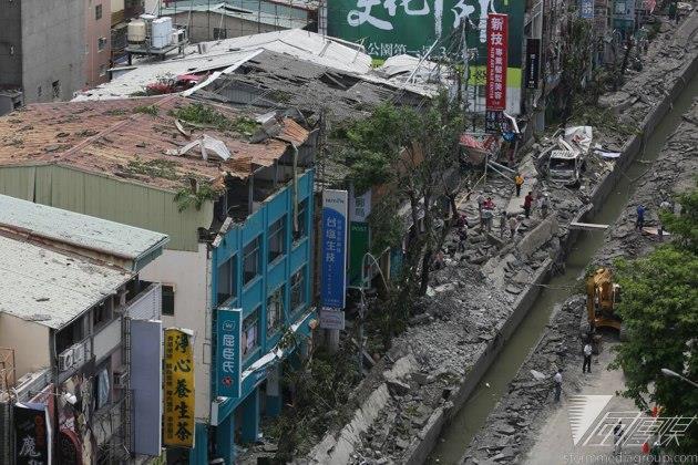 高雄環保局長:李長榮未通報釀重大傷亡
