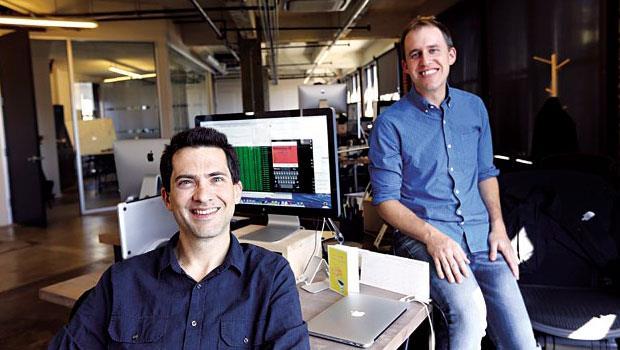 Quip創業雙人檔吉布斯(左)和泰勒(右),用實際行動證明,在矽谷創建不加班的幸福企業,也可以成功。