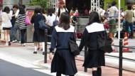 規定女學生制服只能穿裙裝,律師:本來就違憲!