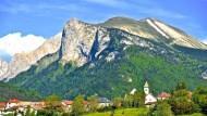 我在阿爾卑斯山,遇見了最迷人的「跳蚤市集」