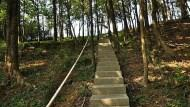 週末小旅行》碇內尖景觀砲台步道