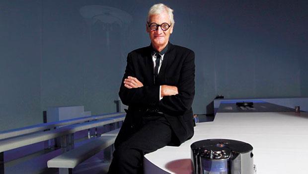 年近70歲的戴森創辦人詹姆士‧戴森被譽為英國的賈伯斯,現在,他也得靠機器人與Google、三星等科技大廠對決。