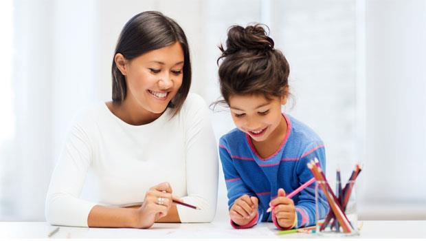 給孩子最好的鼓勵,不是金錢或讚美,而是「你的時間」