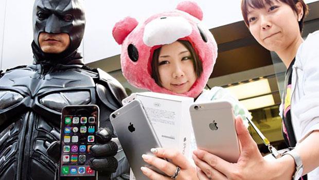 iPhone-6搶手程度破紀錄,台股成交量卻也創今年最低紀錄。