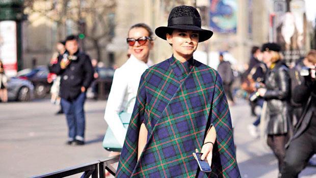 時尚生活網站「Buro 24╱7」創辦人杜瑪在時尚界迅速竄升,擁有高人氣。