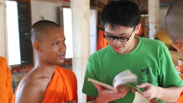 他23歲、多益850分》從澎湖到柬埔寨,告訴你什麼才是真正的國際觀