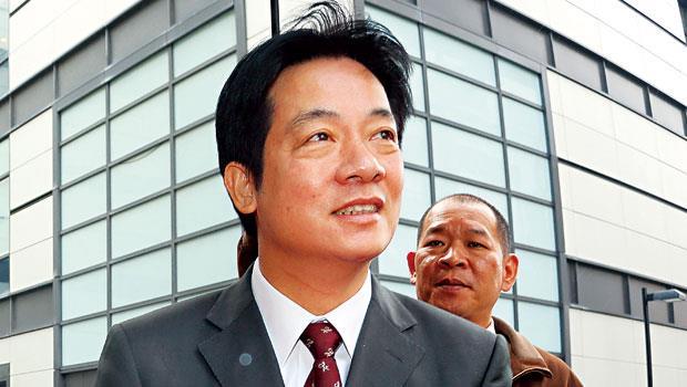 科技工具變施政幫浦,民調大領先》台南市市長候選人:賴清德