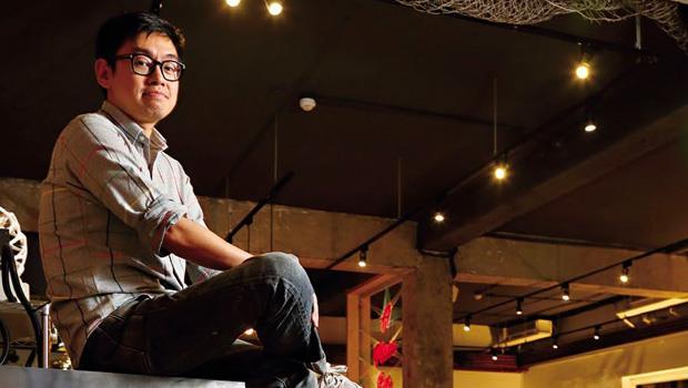 將3D咖啡列印引進台灣的香港人-黃駿賢