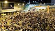 香港佔中事件,為什麼多數台灣人漠不關心?