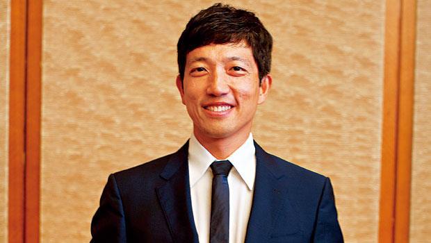 金士頓亞太區業務行銷副總裁 陳思軻