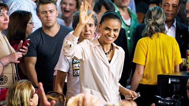 10月爭得巴西總統大位,並將人格魅力轉為治國力,是席爾瓦(前)這位「女歐巴馬」的最大挑戰。