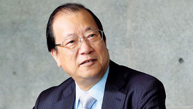 亞洲大學及中國醫藥大學董事長、國策顧問:蔡長海