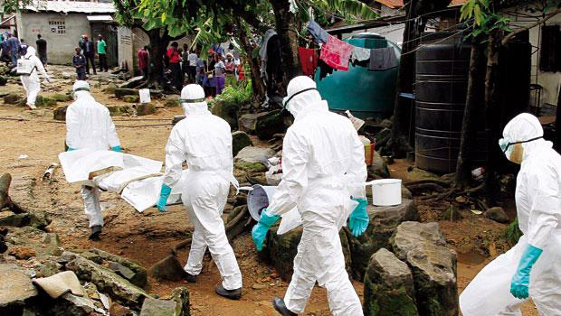 伊波拉病毒從非洲逐漸擴散開來,歐、美相繼淪陷,繼美國之後,西班牙衛生當局也證實該國1名護士感染伊波拉病毒。