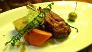 羊排配蘿蔔糕、法國風米糕......這間餐廳將打破你對「台菜」的偏見!