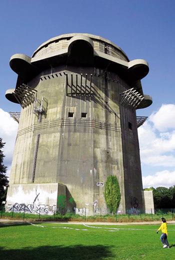 維也納的碉堡