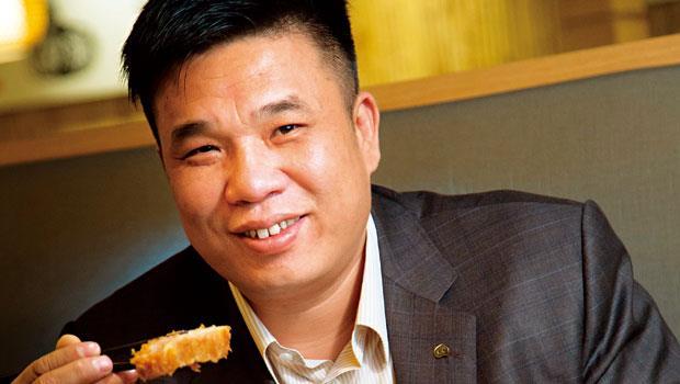 柏諾食品董事長:陳東泰