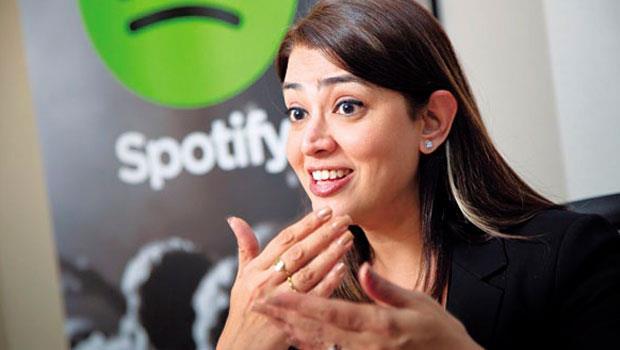 亞洲人口全球第1,Spotify亞洲區總裁深知這是赤字轉黑關鍵。