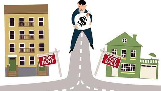 現在想買房,先租屋3年再買更划算! - 商業周刊