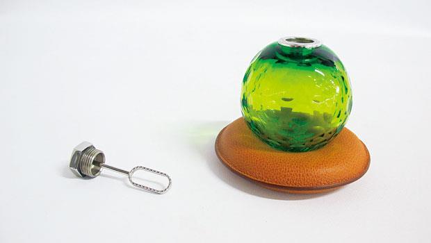 吹泡泡水晶球
