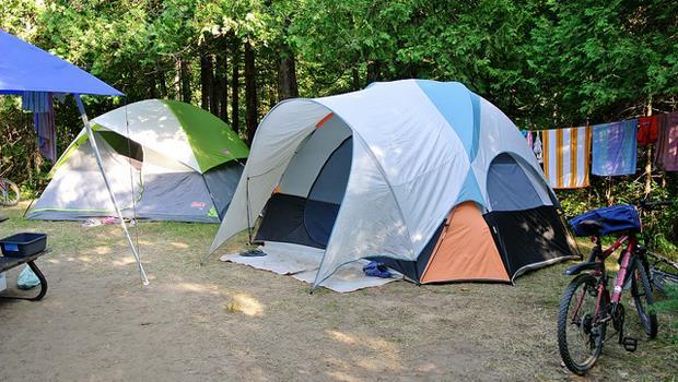 露營地點這樣找》安全、舒適、風景好......還有熱水澡可以洗!