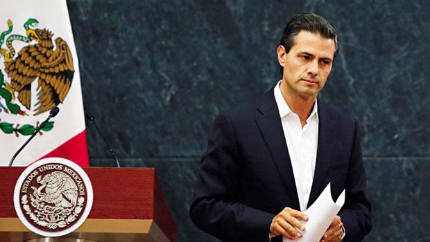 近來諸多爭議使尼托人氣下滑,這位墨西哥總統的「面子」,恐怕很難再讓民眾埋單。