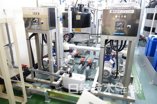有圖!原來「無塵室農場」長這樣....東芝用製造半導體的流程「種菜」! - 商業周刊