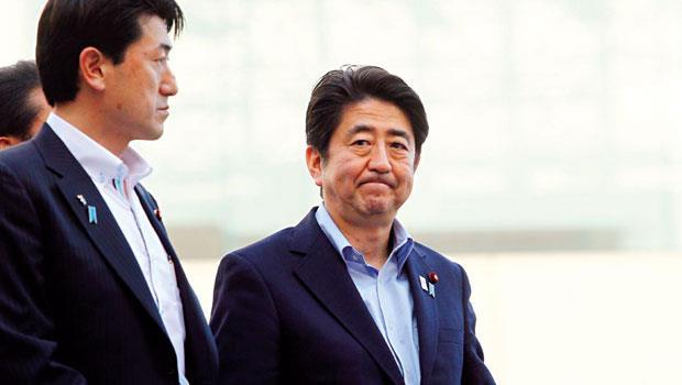 安倍若能在下月舉行的國會改選取得領先多數,日本經濟可望再有一波成長力道。