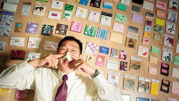 大嘉行創辦人、總經理:林懷寧