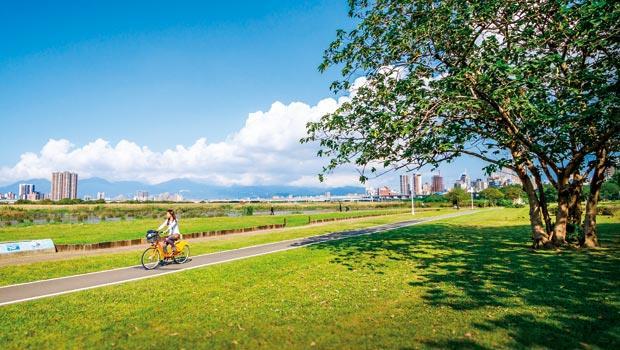 單車遇到新台北