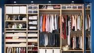 衣服塞不下?用這「6個小工具」讓衣櫃變更大!