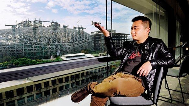 矽遞科技、柴火創客空間創辦人:潘昊