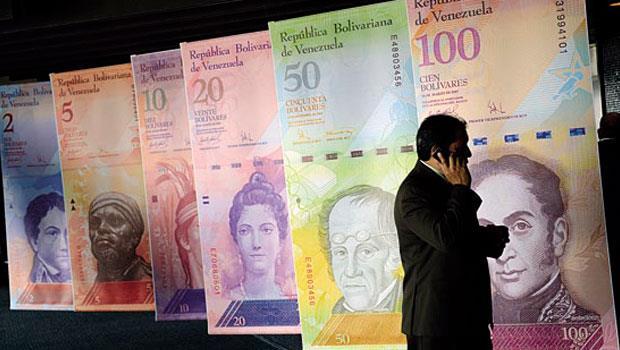 遠在南美洲的委內瑞拉經濟體質原本就差,這次因油價大跌,反成了僅次於俄羅斯外的重災區。
