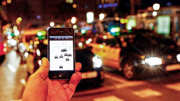 人的地理資訊是Uber最重要的資產,透過運算,Uber宣稱能在你上車前就知道你要去哪裡。