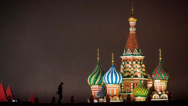 直擊!俄羅斯崩壞