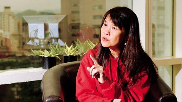 趨勢科技共同創辦人兼技術長:陳怡樺
