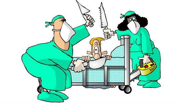 全天下的醫師都知道,只有病人不知道:越是愛關說的VIP病人,下場往往....
