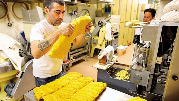 五分之四的義大利小型食品商僅專注國內市場,前途堪憂。