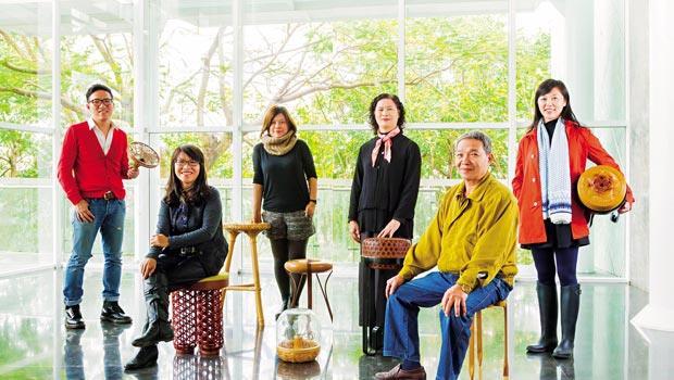 現代設計遇見竹工藝