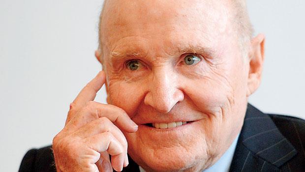 奇異(GE)前執行長:傑克.威爾許,被《財星》譽為20世紀最佳執行長