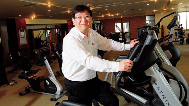 喬山健康科技總經理:羅光廷